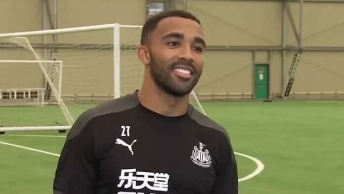 Newcastle United have signed England striker Callum Wilson on a four-year contract deal from Bournemouth for approximately £20m.