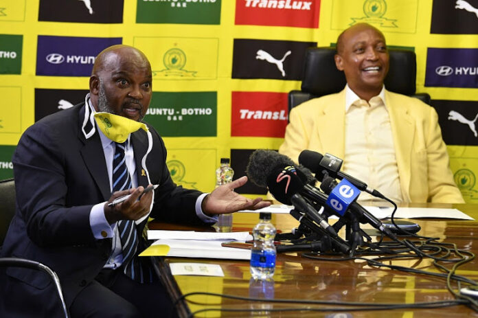 Pitso Mosimane has resigned from Mamelodi Sundowns reportedly to take up a job with one of the top clubs in North Africa, Al Ahly.