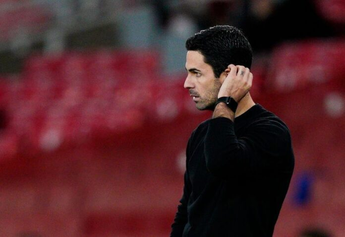 Arsenal manager Mikel Arteta said it hurt him to leave defender William Saliba out of his Europa League squad, a decision that looks to have backfired with the club facing mounting injury problems at the centre-back position.