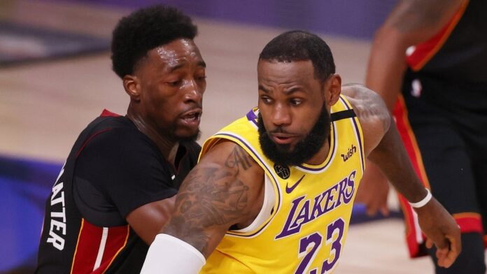 LeBron James says Los Angeles Lakers still have