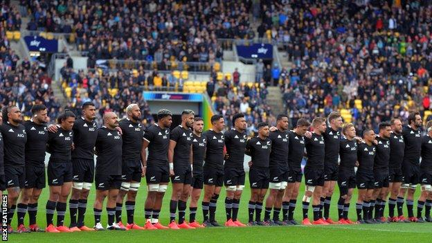New Zealand Rugby's spiritual home Eden Park is expected to host a