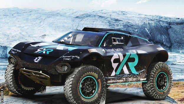 Former Formula One world champion Nico Rosberg is putting his own team in the upcoming Extreme E racing series.