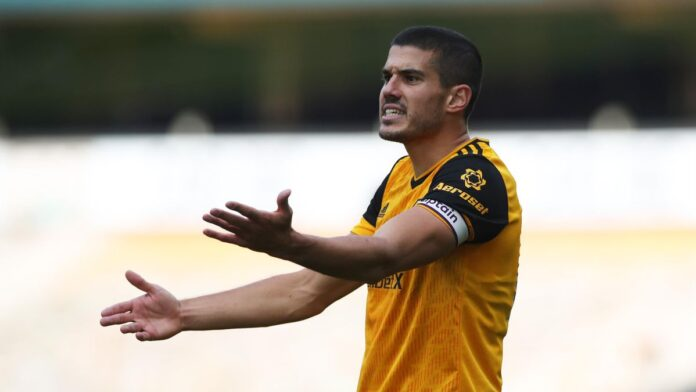 Wolverhampton Wanderers captain Conor Coady believes the absence of crowds at stadiums is a major factor behind the surprising scorelines seen in the Premier League this season.
