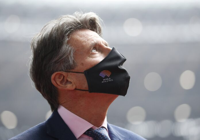 World Athletics president Lord Coe believes athletes should have the right to make gestures of political protest during the Olympic Games.