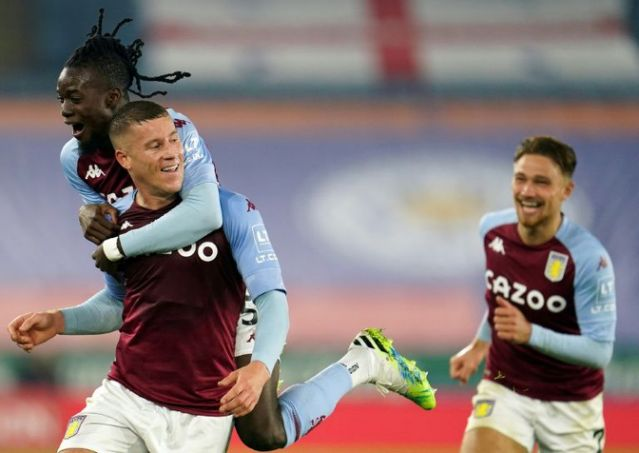 Aston Villa manager Dean Smith has lavished praise on