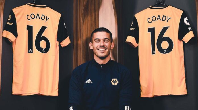 Wolverhampton Wanderers captain Conor Coady has signed a new five-year deal with the football club to extend his stay at the Molineux Stadium until 2025, the Premier League club said.