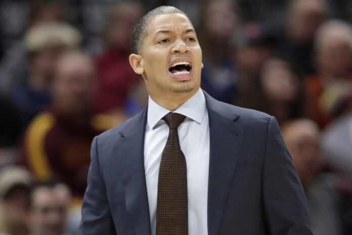 Tyronn Lue has been named as head coach of the Los Angeles Clippers to succeed Doc Rivers, Clippers president of basketball operations Lawrence Frank announced.