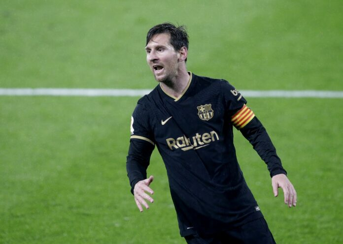Messi playing out of his skin after ending departure saga