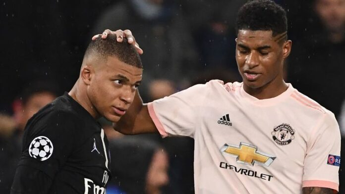 Manchester United will face Paris Saint-Germain, RB Leipzig and Istanbul Basaksehir in the Champions League group stage this season.
