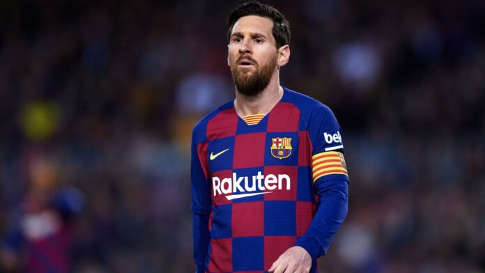 Barcelona Step Up Lionel Messi Contract Talks To Complete Deal - SportRazzi