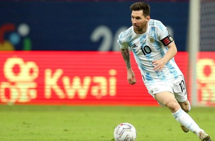 Lionel Messi Makes Argentina History After 4-1 Win Against Bolivia - SportRazzi