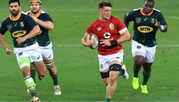 British And Irish Lions Angered At Having South African TMO For First Test Against Springboks - SportRazzi