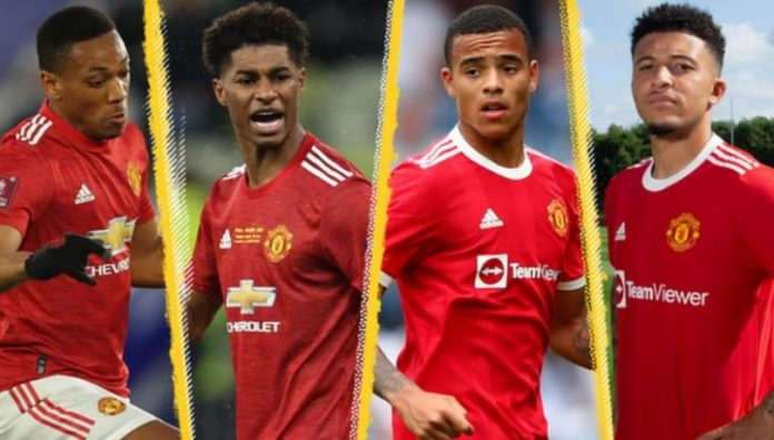 How Would You Fit Jadon Sancho Into Manchester United XI? - SportRazzi
