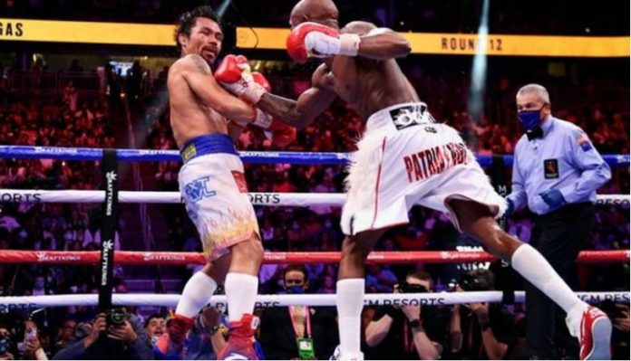 Manny Pacquiao Loses To Yordenis Ugas On Return To Ring After Break - SportRazzi