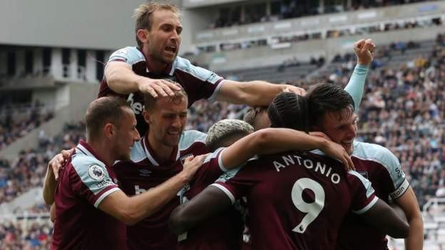 West Ham United Moved From Behind To Beat Newcastle 4-2 - SportRazzi